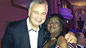 No Place Like It: Comfort and This Morning presenter Eamonn Holmes.